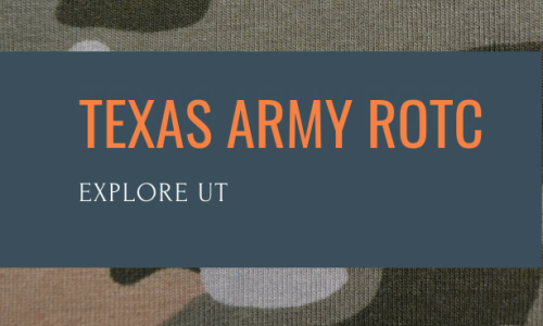UT Army ROTC Flyer
